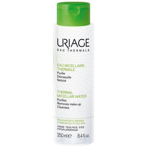 Uriage Thermal Micellar Water for Combination to Oily Skin 250 ml