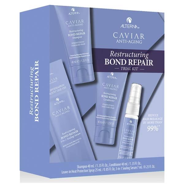 Alterna Caviar Bond Repair Consumer Trial Kit (Worth $36)