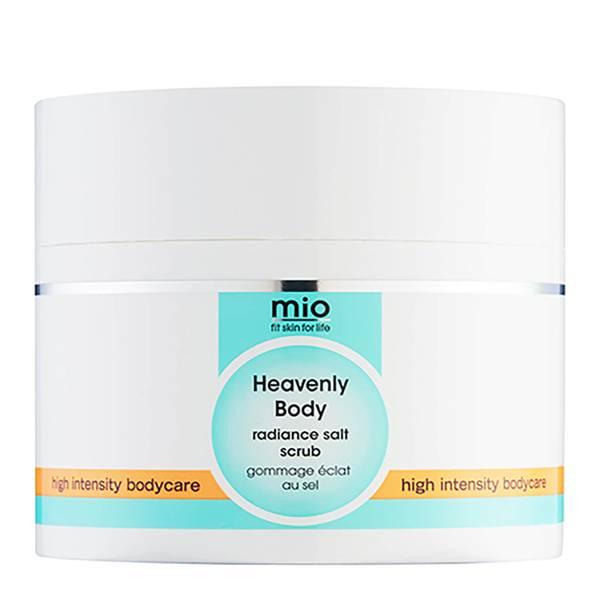 Mio Skincare Heavenly Body Radiance Salt Scrub 300g