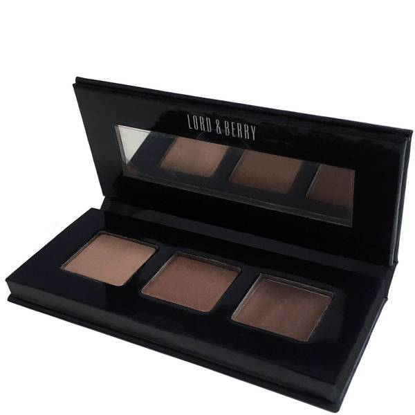 Lord & Berry Strip Kit Eyebrow Styling Set (Various Shades)