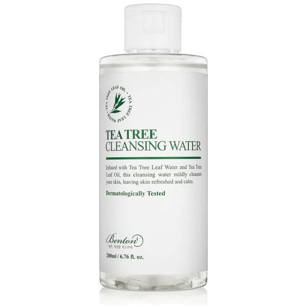 Benton Tea Tree Cleansing Water(벤톤 티 트리 클렌징 워터)
