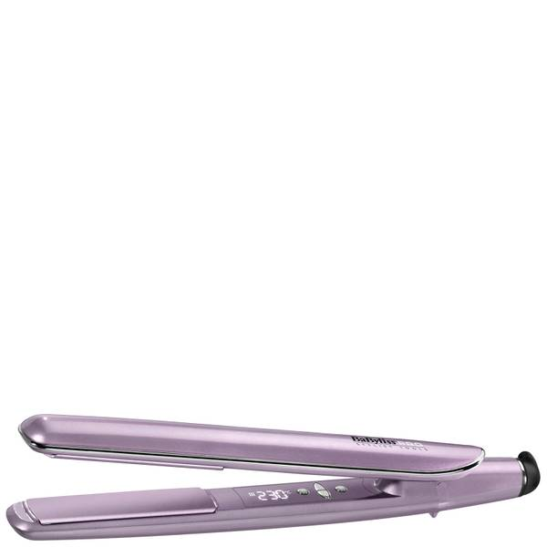 BaByliss PRO Keratin Lustre Straighteners - Lilac Silk