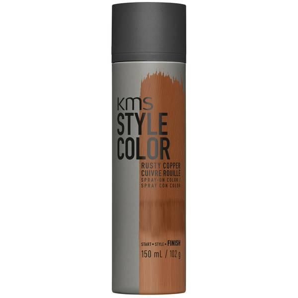 KMS Style Color spray colorante capelli - ruggine 150 ml