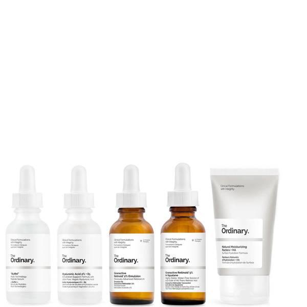 The Ordinary 5 Piece Retinoid Skincare Set