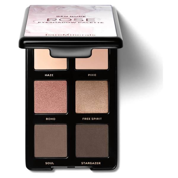 bareMinerals GEN NUDE™ Eyeshadow Palette 1 Rose Rebel – Fair to Light