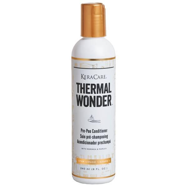 KeraCare Thermal Wonder Pre Poo Conditioner 8oz