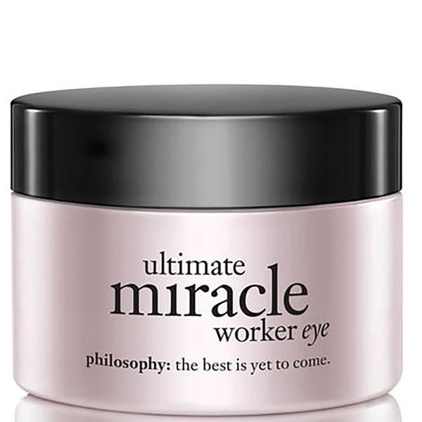 philosophy Ultimate Miracle Worker Multi-Rejuvenating Day Eye Cream SPF 15 15ml