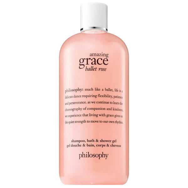 philosophy Amazing Grace Ballet Rose Shower Gel 480ml