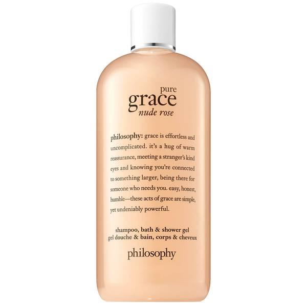 philosophy Pure Grace Nude Rose Shower Gel 480ml