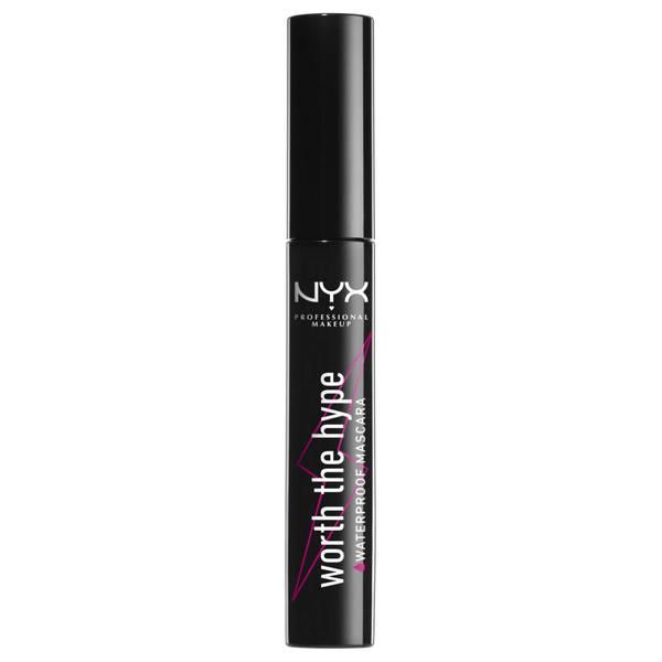 NYX Professional Makeup Worth the Hype Waterproof Mascara - Black