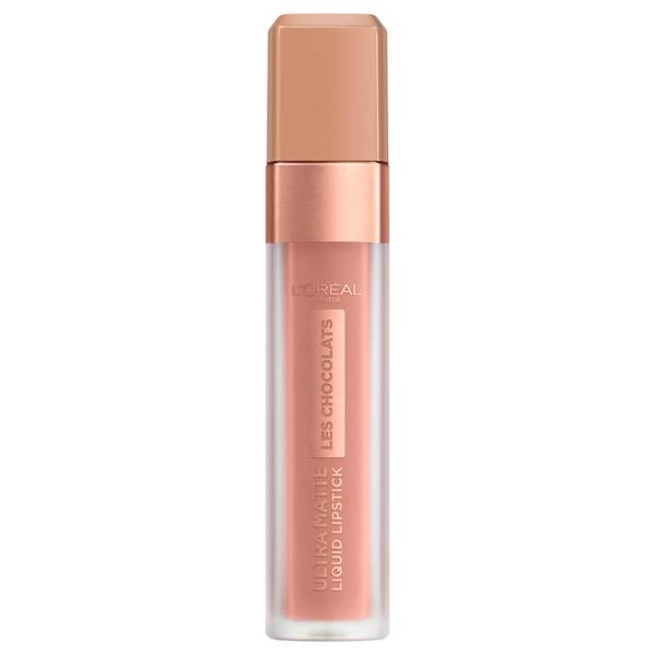 L'Oréal Paris Les Chocolats Ultra Matte Liquid Lipstick (Various Shades)