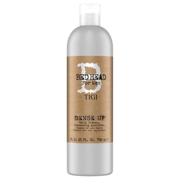 TIGI Bed Head for Men Dense Up Thickening Shampoo 750ml