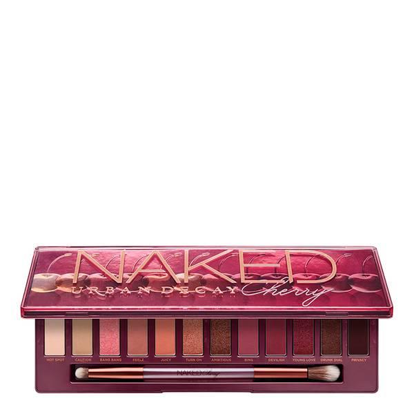 Paleta de Sombra de Ojos Naked Cherry de Urban Decay
