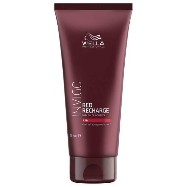 Wella Professionals Care INVIGO Red Recharge Color Refreshing Conditioner - Red 200ml