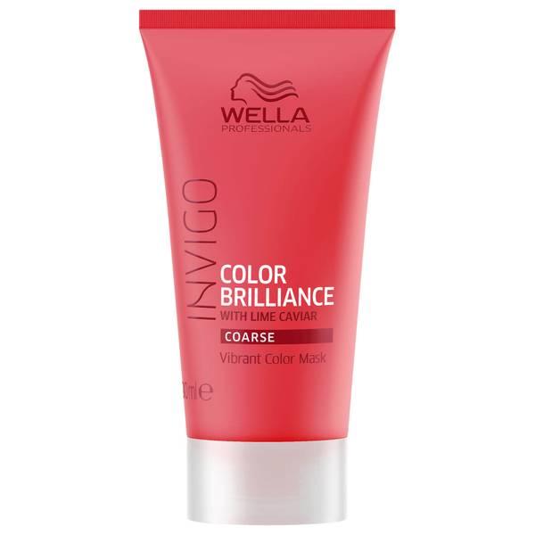 Wella Professionals Care INVIGO Brilliance Vibrant Color Mask 30ml