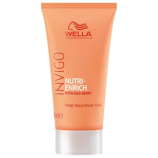 Wella Professionals Care INVIGO Nutri-Enrich Deep Nourishing Mask 30ml