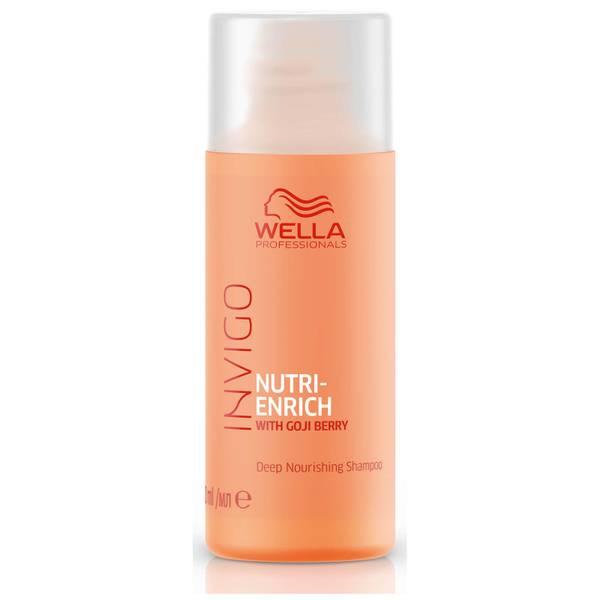 Wella Professionals Care INVIGO Nutri-Enrich Deep Nourishing Shampoo 50ml