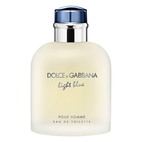 Dolce&Gabbana Light Blue Pour Homme Eau de Toilette (Various Sizes)