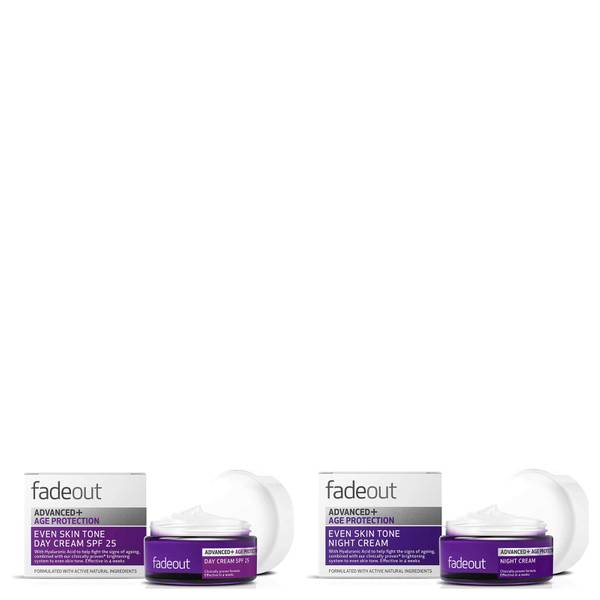 Fade Out Anti-Wrinkle Set