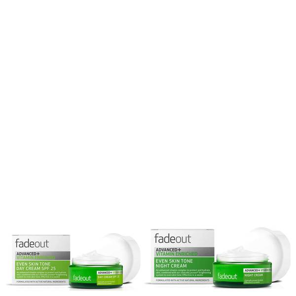 Fade Out ADVANCED + Vitamin Enriched Set