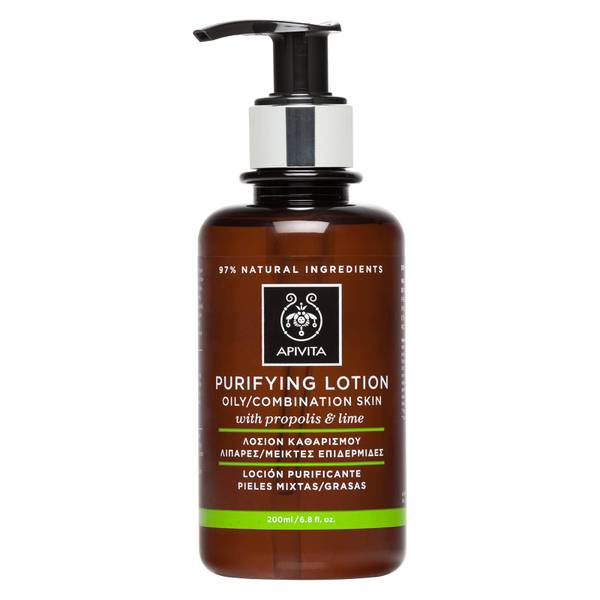APIVITA Purifying Tonic Lotion for Oily/Combination Skin 200ml