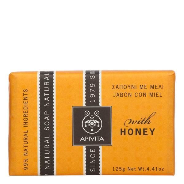APIVITA 天然肥皂 - 蜂蜜 125g