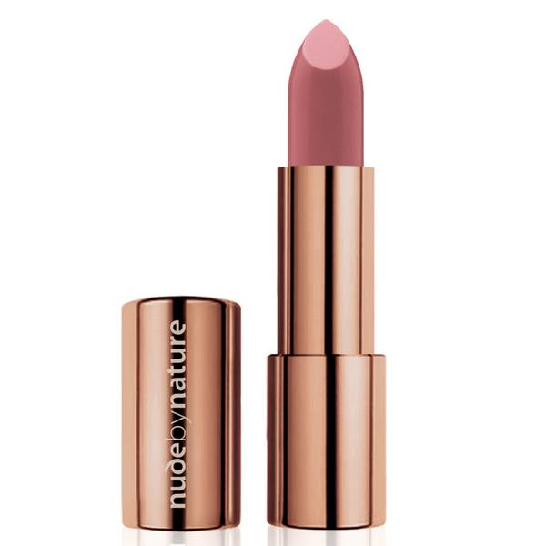 nude by nature Moisture Shine Lipstick 4g (Various Shades)