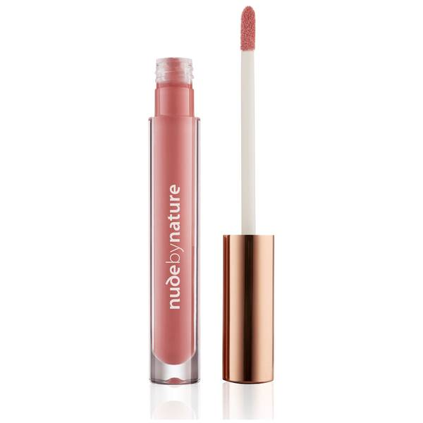 nude by nature Moisture Infusion Lipgloss 3.75ml (Various Shades)
