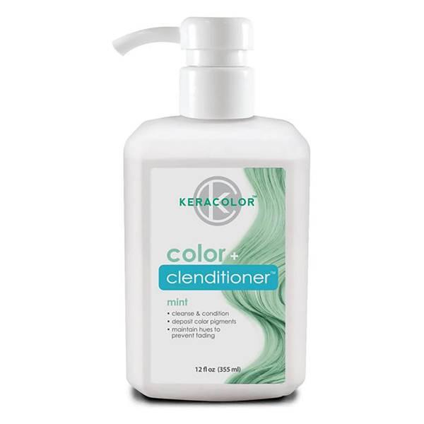 Keracolor Colour + Clenditioner - Mint 355ml