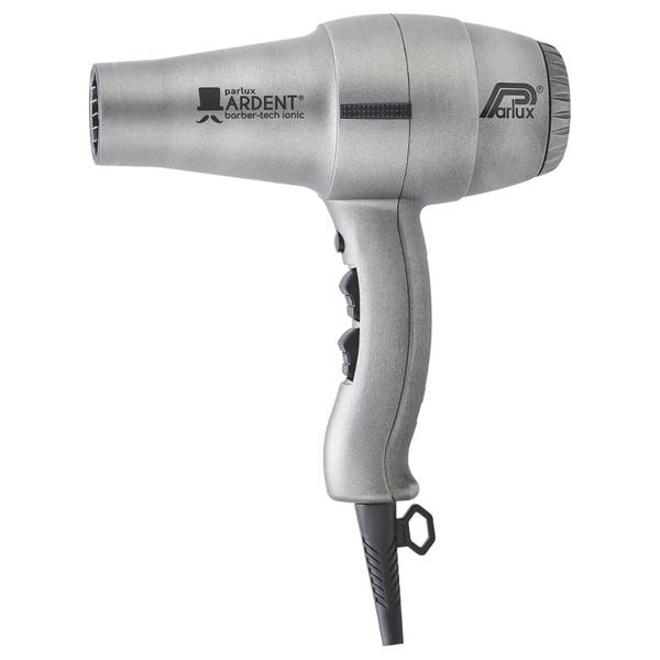 Parlux Ardent Barber Ionic Dryer 1800W - Silver