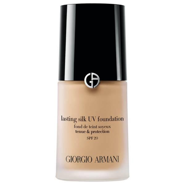 Giorgio Armani Lasting Silk UV Foundation 30ml (verschiedene Farbtöne)