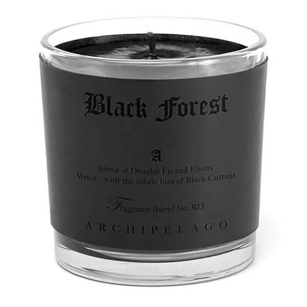 Archipelago Botanicals Letter Press Black Forest Candle 363g Exclusive