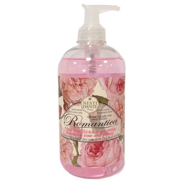 Nesti Dante Rose & Peony Liquid Soap(네스티 단테 로즈 앤 피어니 리퀴드 솝 500ml)