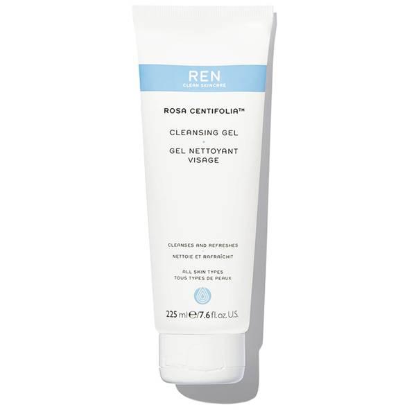 REN Clean Skincare Supersize Rosa Centifolia Cleansing Gel 225ml (Worth £25.49)