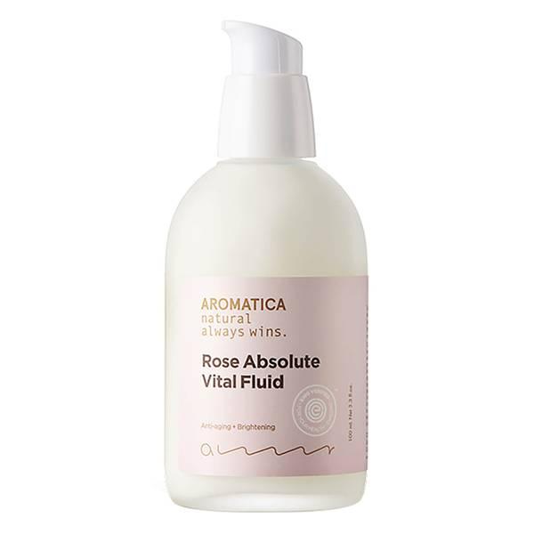 AROMATICA Rose Absolute Vital Fluid 100ml