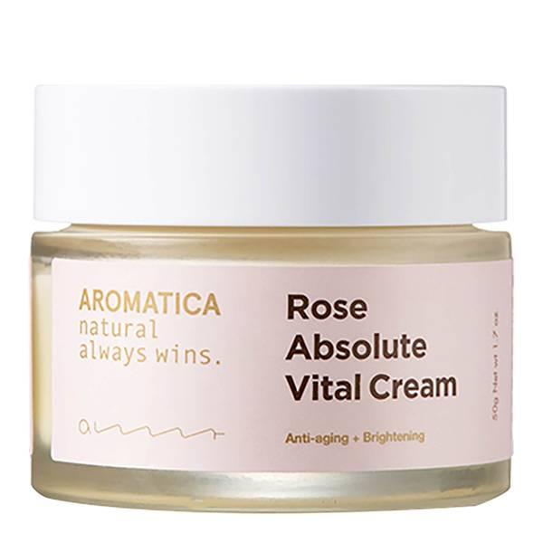 AROMATICA Rose Absolute Vital Cream 50g