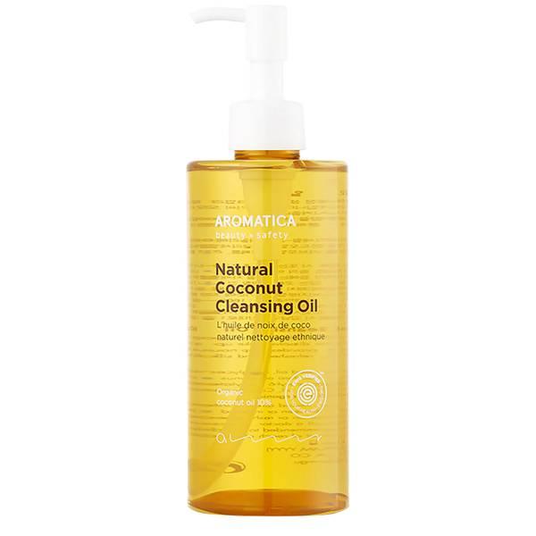 AROMATICA Natural Coconut Cleansing Oil(아로마티카 내추럴 코코넛 클렌징 오일 300ml)