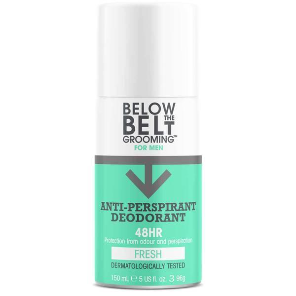 Below the Belt Grooming Anti-Perspirant Deodorant 150ml