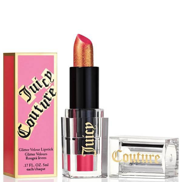 Juicy Couture Glitter Velour Lipstick 4,8g (verschiedene Farbtöne)