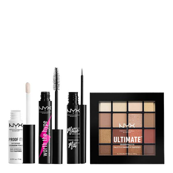 NYX Professional Makeup Worth the Hype Ultimate Neutrals Eye Kit