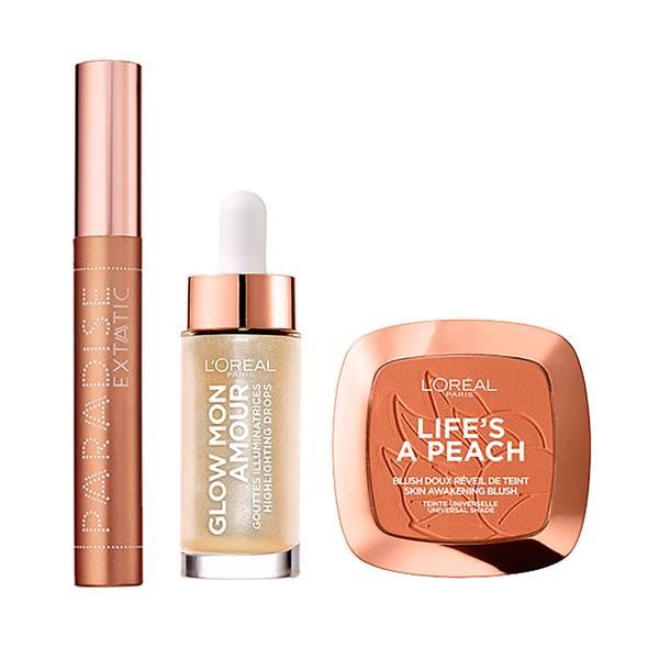 L'Oréal Paris Paradise Blush Kit