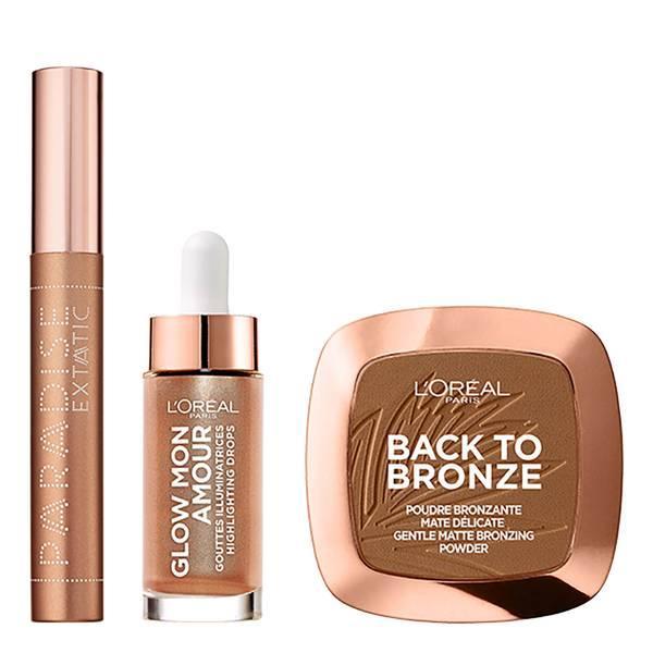 L'Oréal Paris Paradise Bronze Kit