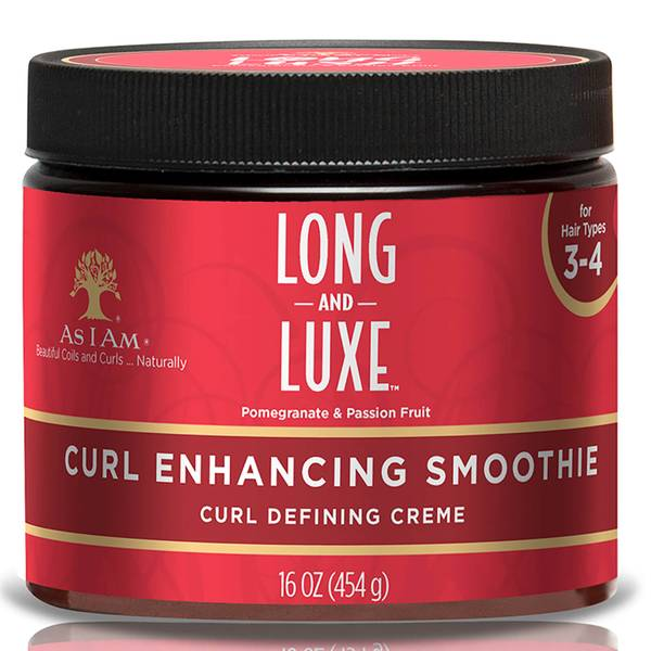 Crème de Coiffage Long and Luxe Curl Enhancing Smoothie As I am 454g