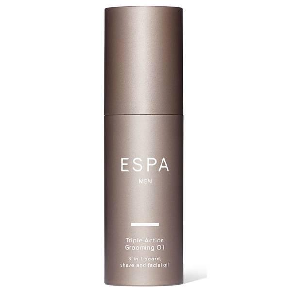 ESPA Men's Triple Action Grooming Oil 25ml