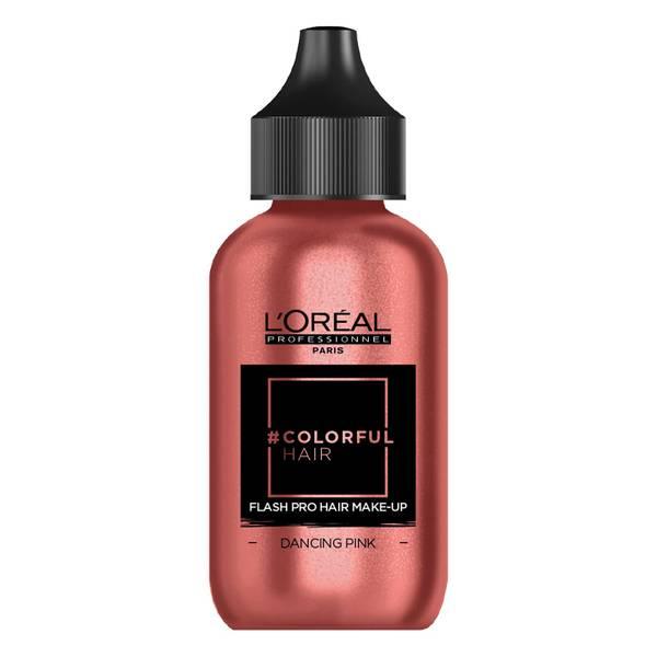 L'Oréal Professionnel Flash Pro Hair Make-Up - Dancing Pink 60ml