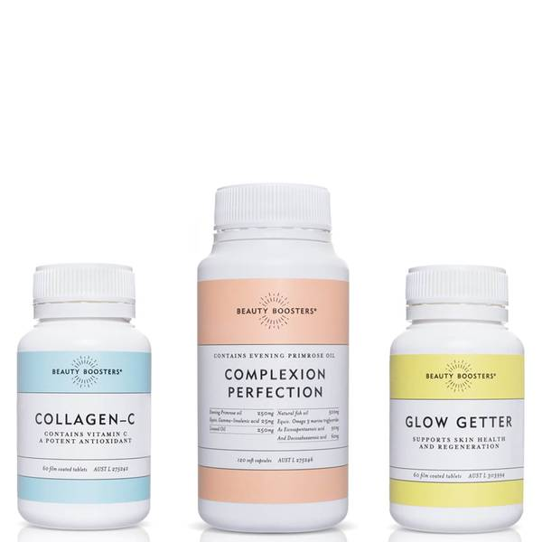 Beauty Boosters The Complete Collection (Worth $165.00)