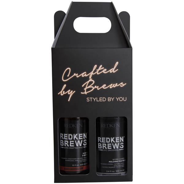 Kit de Cuidados para Homem Brews Essential da Redken 2018