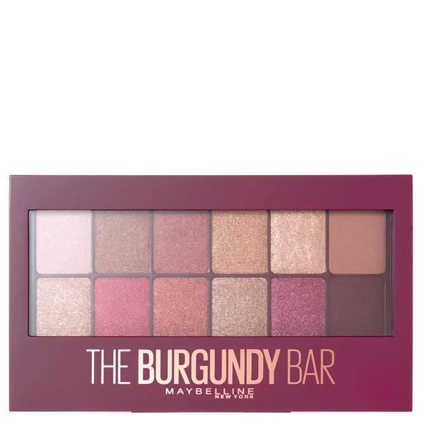 Maybelline The Burgundy Bar Eyeshadow Palette