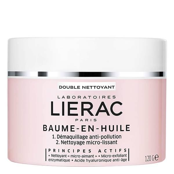 Lierac Double Nettoyant Double Cleanser Balm-in-Oil