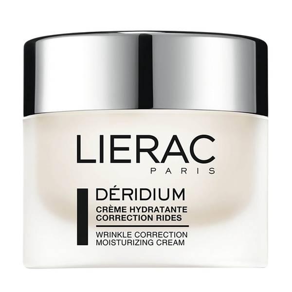 Lierac Déridium Wrinkle Correction Moisturizing Cream krem nawilżający i korygujący zmarszczki